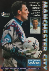 oldham home 1993 to 94 prog