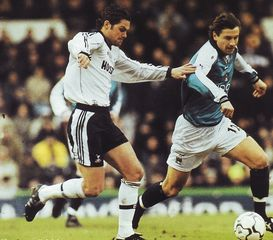 tottenham home 2000 to 01 action2