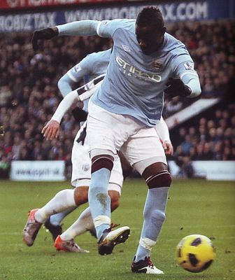 west brom away 2010 to 11 2nd balotelli goal