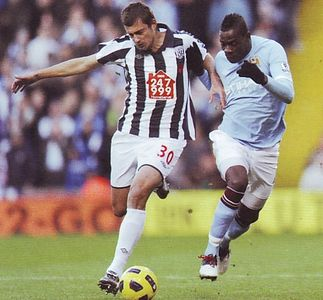 west brom away 2010 to 11 action