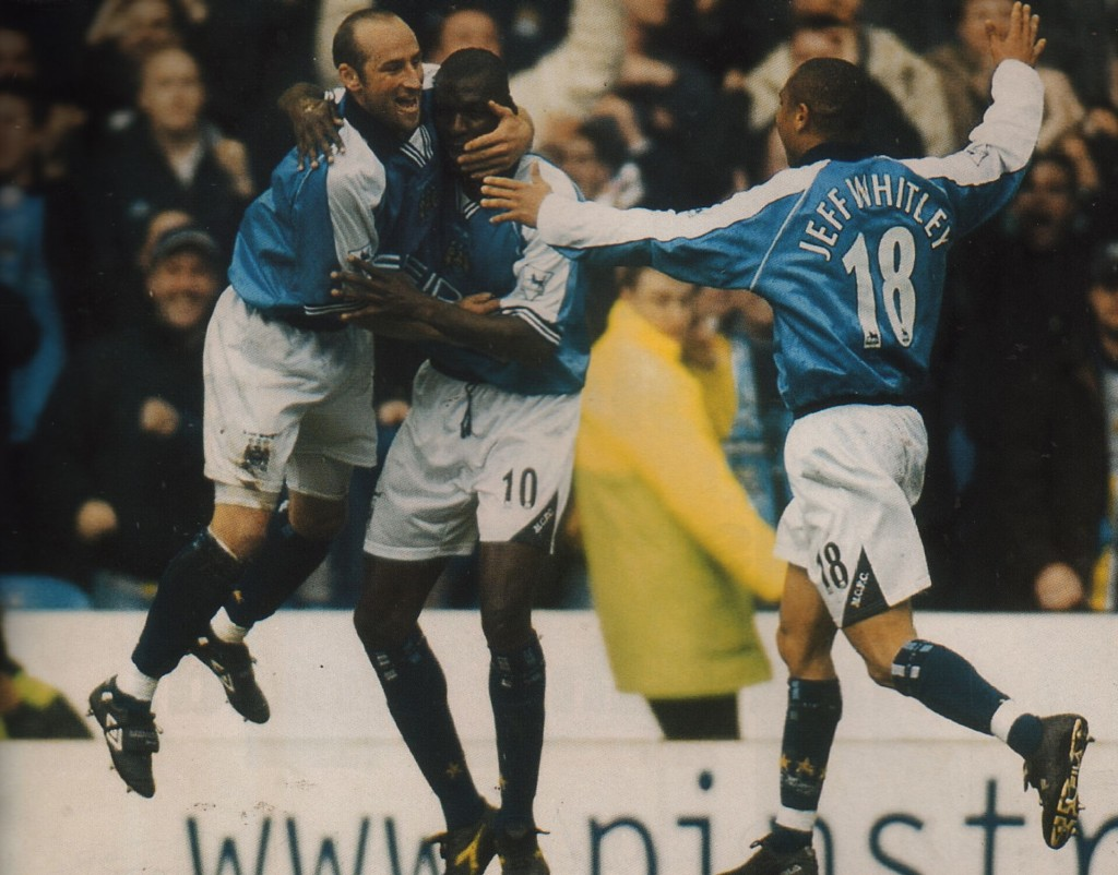 west ham home 2000 to 01 goater goal