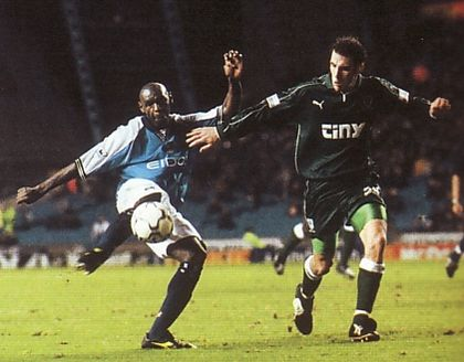 wimbledon home 2000-01 worthy cup goater late winner