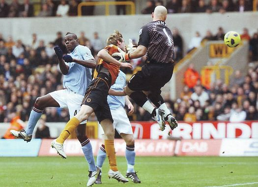 wolves away 2010 to 11 action