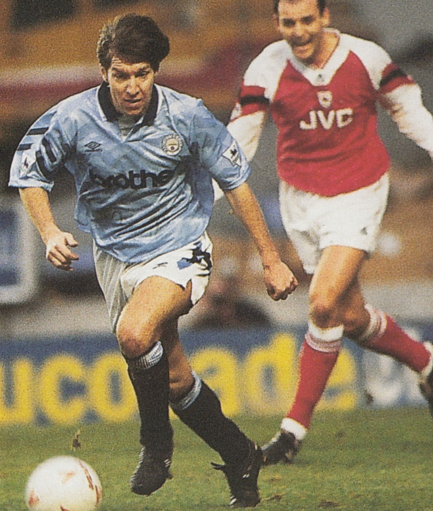 arsenal home 1992 to 93 action6