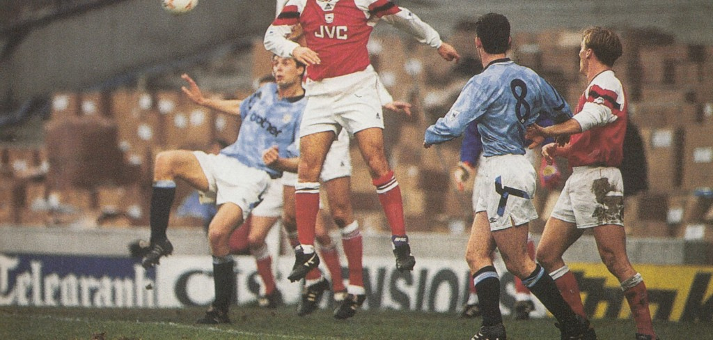 arsenal home 1992 to 93 action7