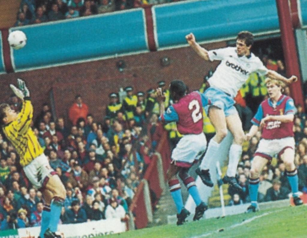 aston villa away 1992 to 93 quinn goal4