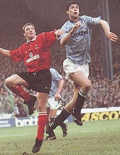 barnsley fa cup 1992 to 93 action