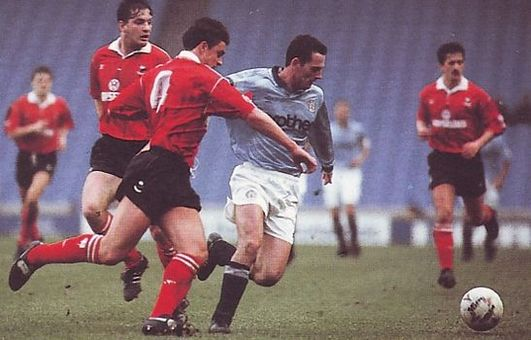 barnsley fa cup 1992 to 93 action2