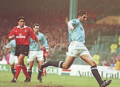 barnsley fa cup 1992 to 93 white 1st goal