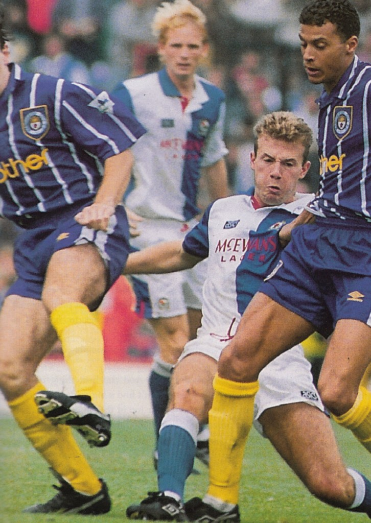 blackburn away 1992 to 93 action7