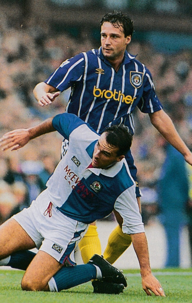 blackburn away 1992 to 93 action8