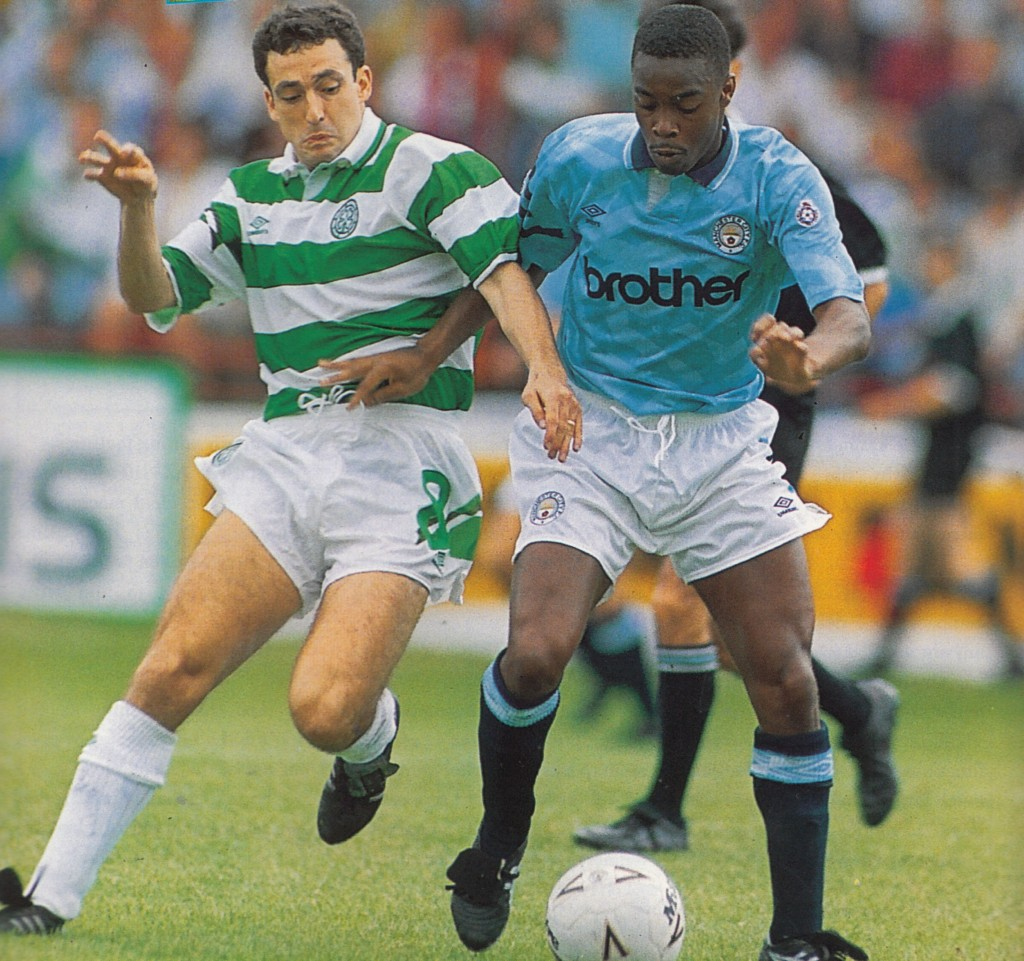celtic 1992 to 93 action6