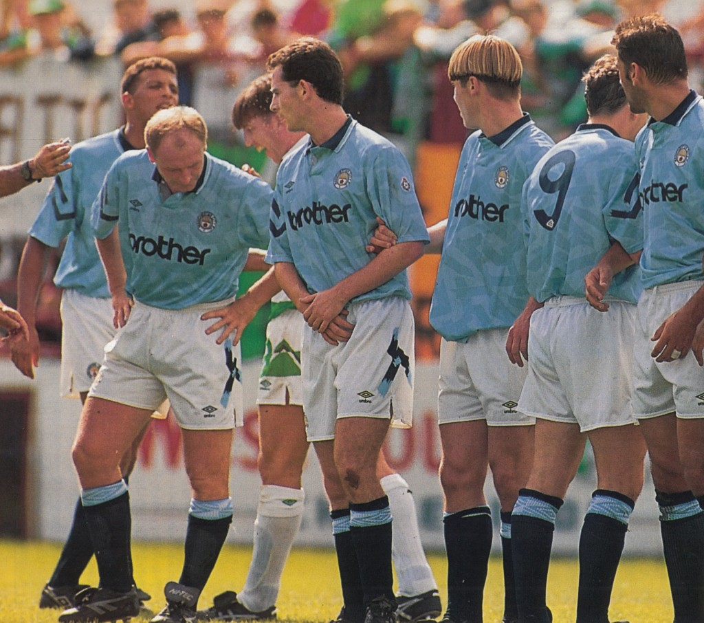 celtic 1992 to 93 action7