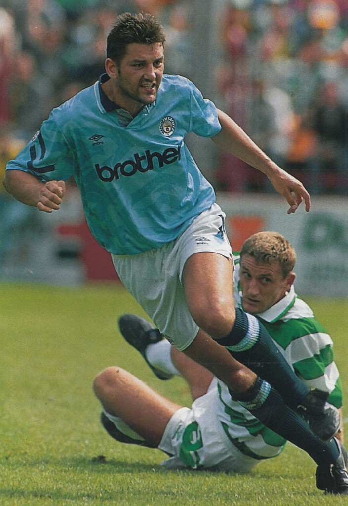 celtic 1992 to 93 action8