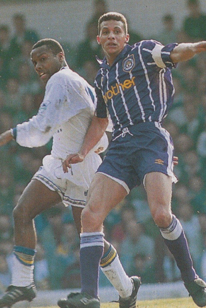 leeds away 1992 to 93 action 5
