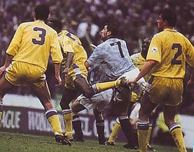 leeds home 1992 to 93 action