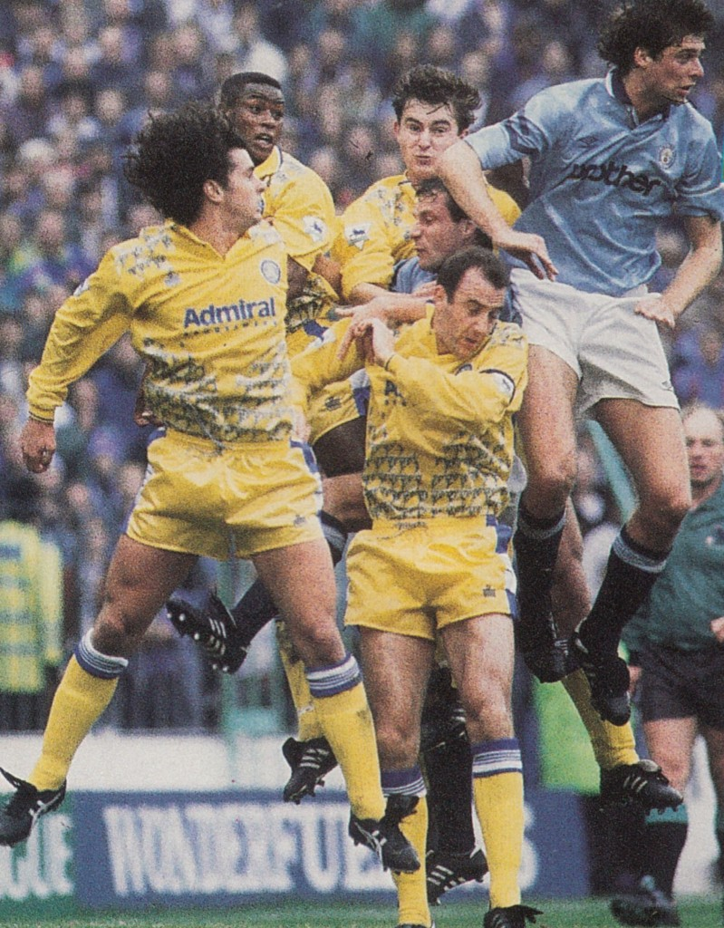 leeds home 1992 to 93 action7
