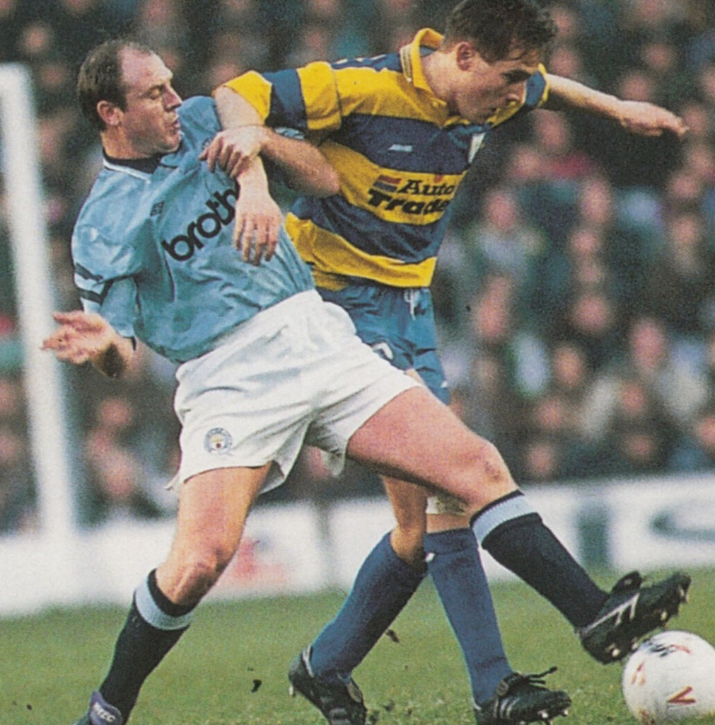 reading home fa cup 1992 to 93 action5