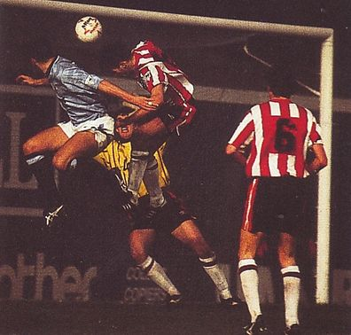 sheffield united home 1992 to 93 action2