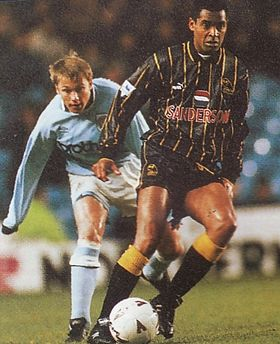sheffield wednesday home 1993 to 94 action2
