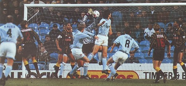 sheffield wednesday home 1993 to 94 action5