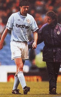 sheffield wednesday home 1993 to 94 quinn injury