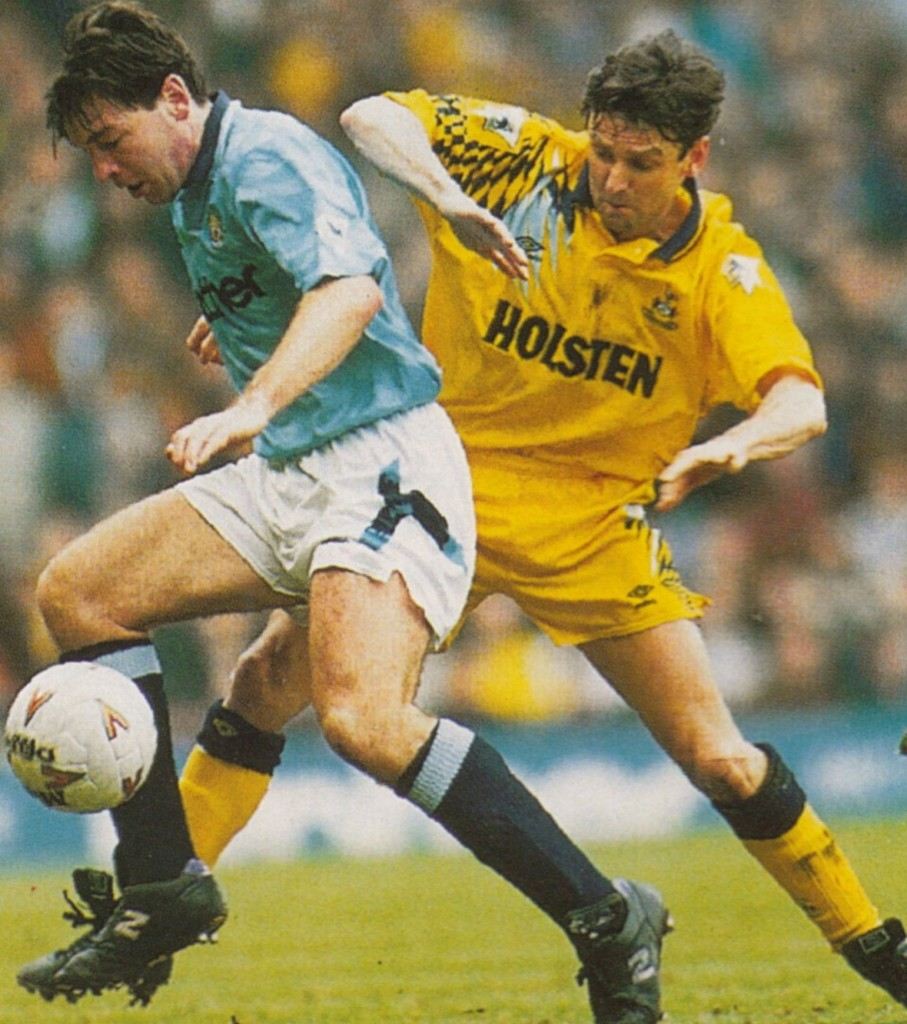tottenham fa cup 1992 to 93 action 6