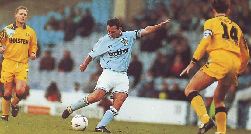 tottenham home 1993 to 04 action