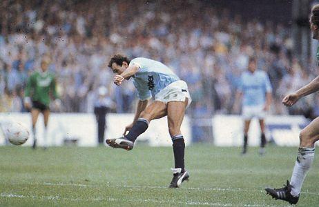 PLYMOUTH HOME 1987 TO 88 varadi goal