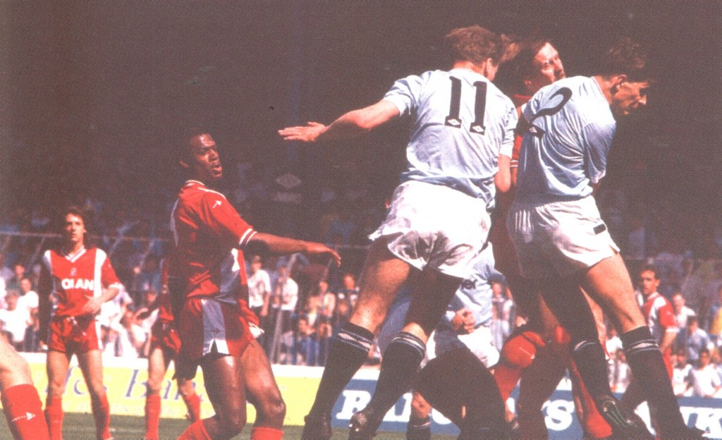 bournemouth home 1988 to 89 action