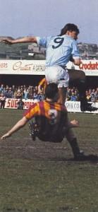 bradford away 1988 to 89 action