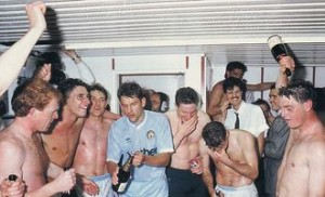 bradford away 1988 to 89 players celeb5