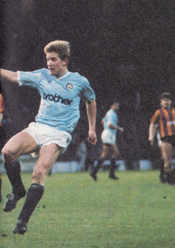 bradford home 1988 to 89 brightwell 1st goal