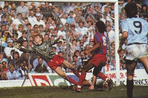crystal palace home 1988 to 89 action