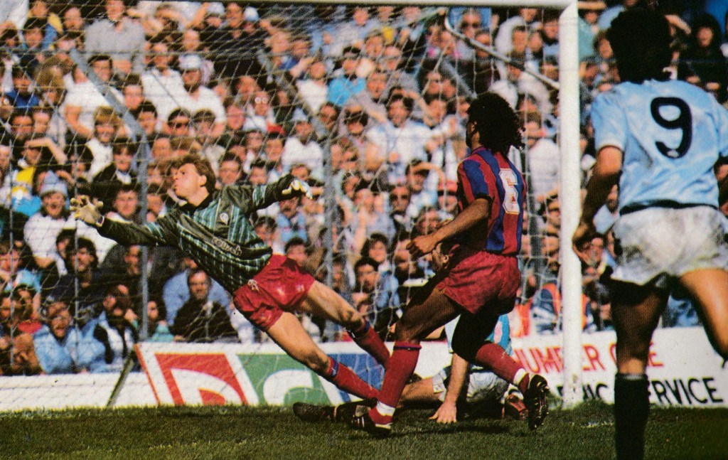 crystal palace home 1988 to 89 action6