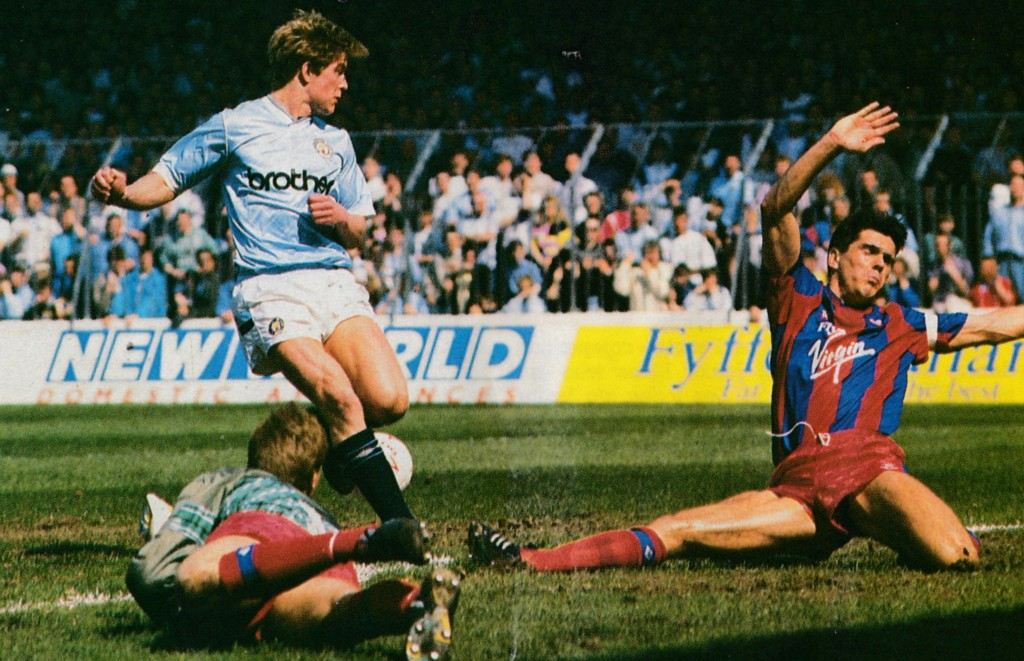 crystal palace home 1988 to 89 action7