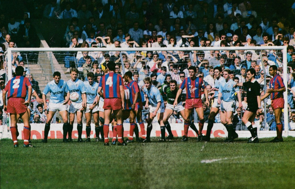 crystal palace home 1988 to 89 action8