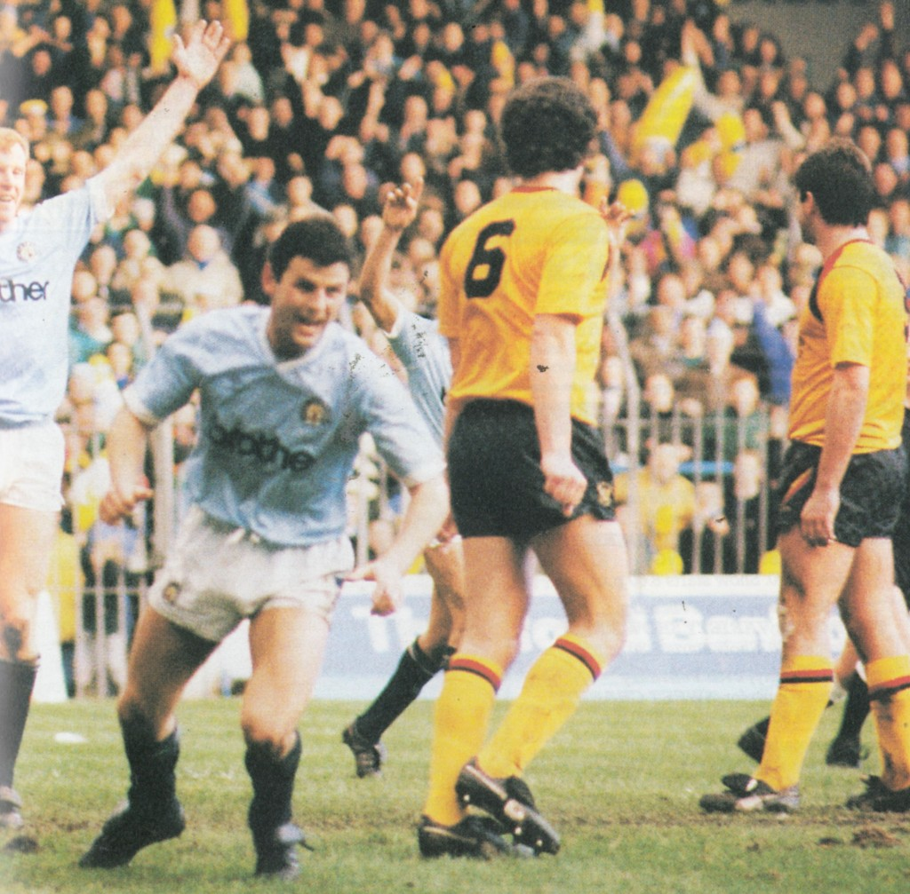hull home 1988 to 89 biggins citys 3rd goal