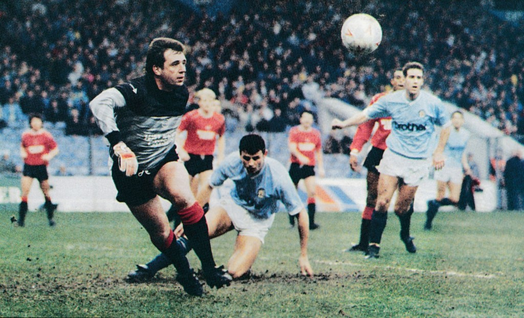 leicester home fa cup 1988 to 89 action8