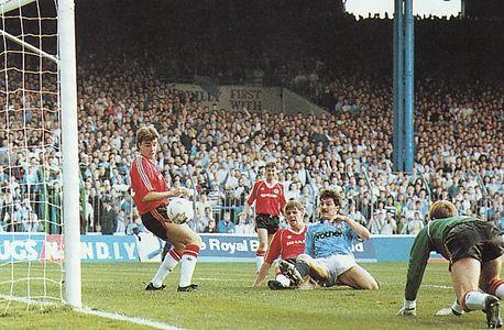 man utd home 1989 to 90 morley 2nd city goal