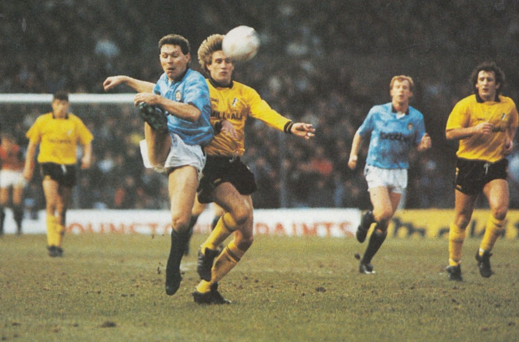 millwall home 1989 to 90 action5