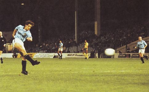norwich league cup 1989 to 90 bishop goal