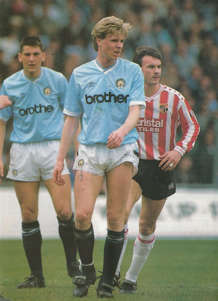 stoke city home 1988 to 89 action8