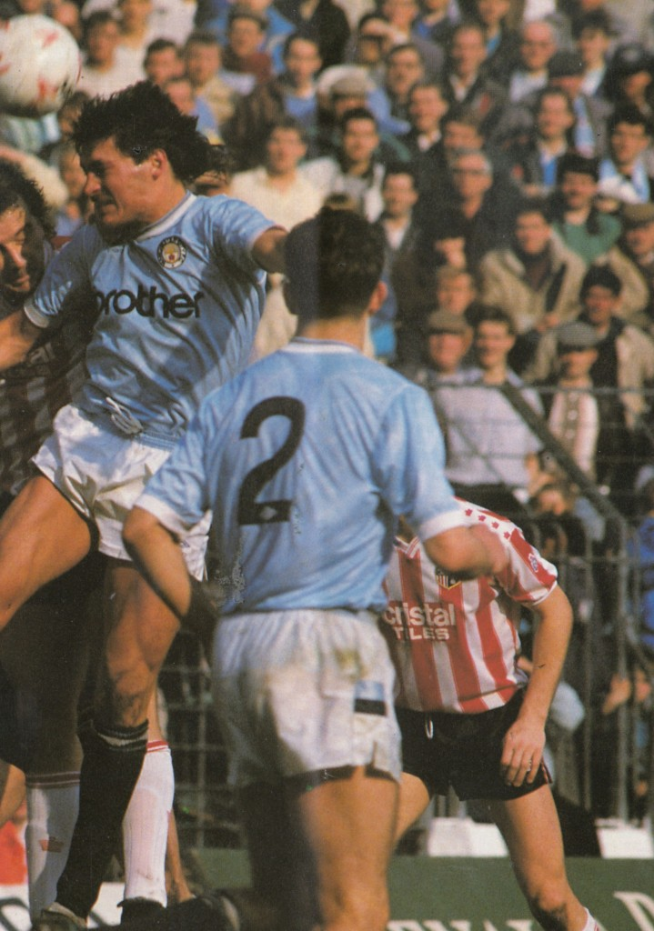 stoke city home 1988 to 89 action9