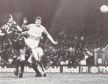 Huddersfield away fa cup 1987 to 88 1st hudd goal
