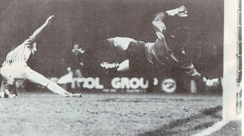 Huddersfield away fa cup 1987 to 88 2nd hudd goal