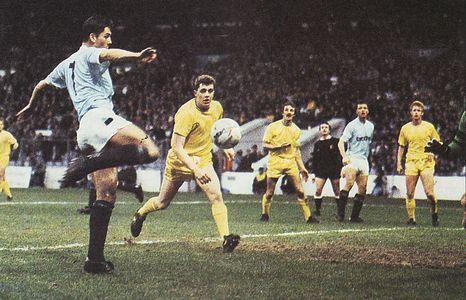 birmingham home 1987 to 88 1st white goal
