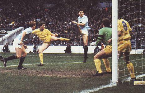 birmingham home 1987 to 88 2nd white goal