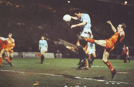 blackpool home fa cup replay 1987 to 88 simpson goal