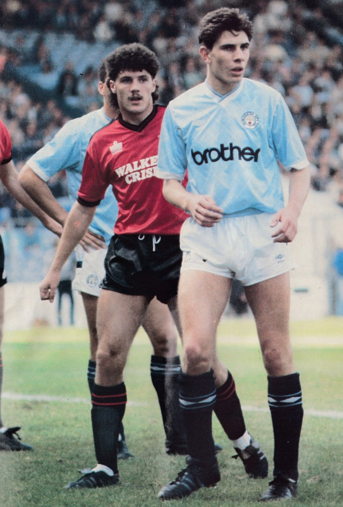 leicester home 1987 to 88 action4